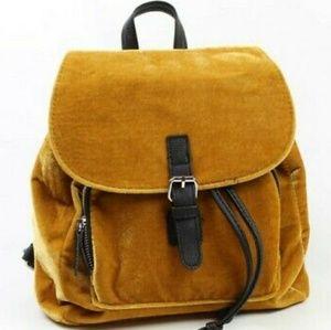 NOBO velvet backpack